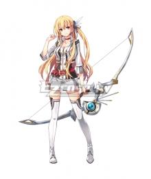 The Legend of Heroes - Hajimari no Kiseki Alisa Reinford Cosplay Costume
