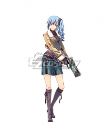 The Legend of Heroes - Hajimari no Kiseki Claire Rieveldt Cosplay Costume