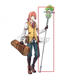 The Legend of Heroes - Hajimari no Kiseki Eliot Graig Cosplay Weapon Prop