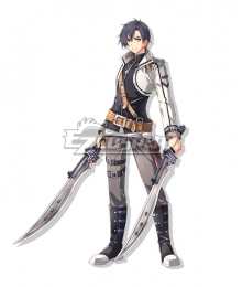 The Legend of Heroes - Hajimari no Kiseki Joshua Bright Cosplay Costume