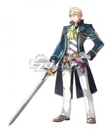 The Legend of Heroes - Hajimari no Kiseki Jusis Albarea Cosplay Costume
