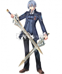 The Legend of Heroes - Hajimari no Kiseki Kurt Vander Cosplay Costume