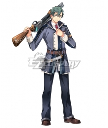 The Legend of Heroes - Hajimari no Kiseki Machias Regnitz Cosplay Costume