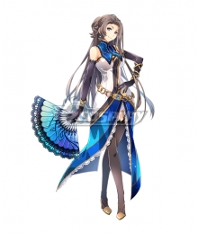 The Legend of Heroes - Hajimari no Kiseki Vita Clotilde Cosplay Costume