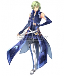The Legend of Heroes - Hajimari no Kiseki Wazy Hemisphere Cosplay Costume