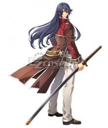 The Legend of Heroes Hajimari no Kiseki Arios Maclaine Cosplay Costume