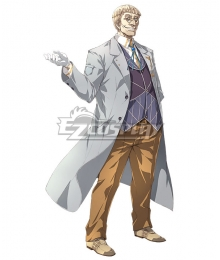The Legend of Heroes Hajimari no Kiseki Orie Vander Cosplay Costume