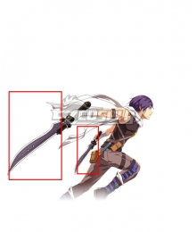 The Legend of Heroes: Trails in the Sky Joshua Bright Cosplay Weapon Prop