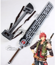 The Legend Of Heroes: Trails Of Cold Steel III Agate Crosner Sword Scabbard Cosplay Weapon Prop