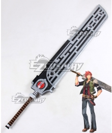 The Legend Of Heroes: Trails Of Cold Steel III Agate Crosner Swords Cosplay Weapon Prop