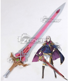 The Legend Of Heroes: Trails Of Cold Steel III Aurelia Le Guin Sword Cosplay Weapon Prop