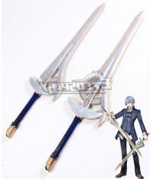 The Legend Of Heroes: Trails Of Cold Steel III Kurt Vander Two Swords Cosplay Weapon Prop