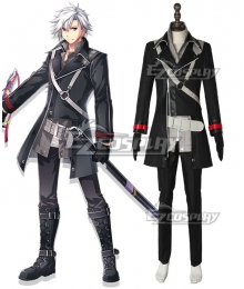 The Legend of Heroes: Trails of Cold Steel IV -THE END OF SAGA- Ⅳ Rean Schwarzer Cosplay Costume