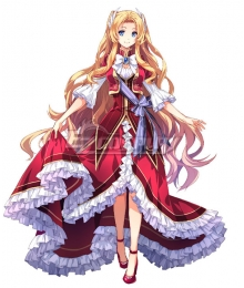 The Legend of Heroes: Trails of Cold Steel III Alfin Reise Arnor Cosplay Costume