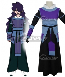 The Legend of Luo Xiaohei Movie Fengxi Cosplay Costume
