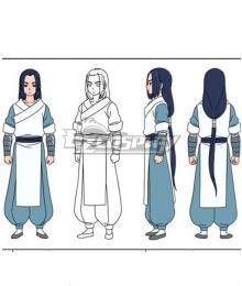 The Legend of Luo Xiaohei Movie Wu Xian Cosplay Costume