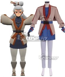 The Legend of Zelda: Breath of the Wild Paya Cosplay Costume