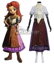 The Legend of Zelda Cremia Cosplay Costume