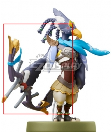 The Legend of Zelda Hyrule Warriors: Age of Calamity Mipha Cosplay Weapon Prop