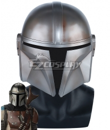 The Mandalorian Boba Fett Mask Cosplay Accessory Prop
