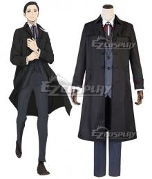 The Millionaire Detective Balance: Unlimited Daisuke Kambe Cosplay Costume