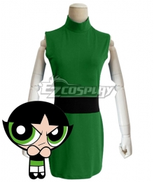 The Powerpuff Girls Buttercup Cosplay Costume