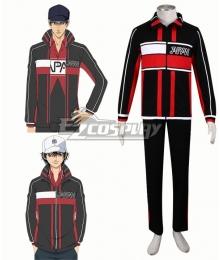 The Prince of Tennis II Ryoma Echizen Genichiroh Sanada Keigo Atobe Cosplay Costume