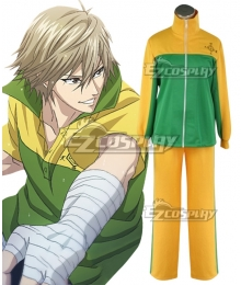 The Prince of Tennis II Shitenhohji Junior High Kuranosuke Shiraishi Cosplay Costume