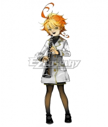 The Promised Neverland Female Emma Casual Clothes Cosplay Costume