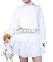The Promised Neverland Female Emma Gilda Cosplay Costume
