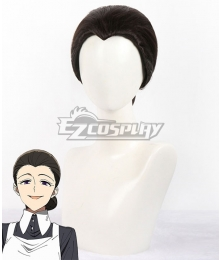 The Promised Neverland Isabella Brown Cosplay Wig