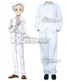 The Promised Neverland Male Norman Ray Cosplay Costume