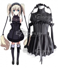 The Qwaser of Stigmata Ekaterina Kurae Cosplay Costume