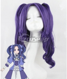 The Rising of the Shield Hero Melty Melromarc Purple Cosplay Wig