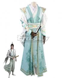 Scumbag System The Scum Villain's Self-Saving System Chuan Shu Zijiu Zhinan SVSSS Shen Qingqiu Cosplay Costume - B Edition