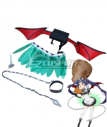 The Seven Deadly Sins: Kamigami no Gekirin Beelzebub Cosplay Accessory Prop
