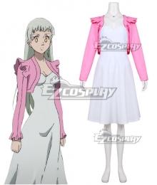 The Seven Deadly Sins: Kamigami no Gekirin Elizabeth Liones Cosplay Costume