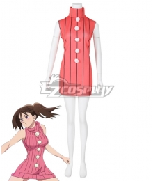 The Seven Deadly Sins: Revival of The Commandments Nanatsu no Taizai Season 2 Serpent's Sin of Envy Diane Casual Cosplay Costume
