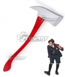 The Umbrella Academy No.5 Ax Cosplay Weapon Prop
