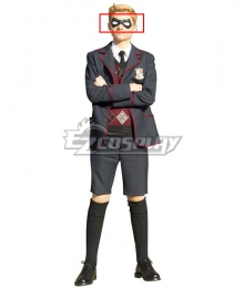 The Umbrella Academy School Uniform Mask Cosplay Accessory Prop