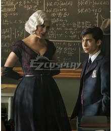 The Umbrella Academy  Season 1 The Handler Cosplay Costume