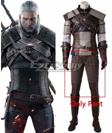 The Witcher 3 Wild Hunt Geralt Of Rivia Cosplay Costume - Only Pant