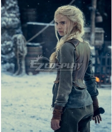 The Witcher Season 2 Netflix Yennefer Cosplay Costume