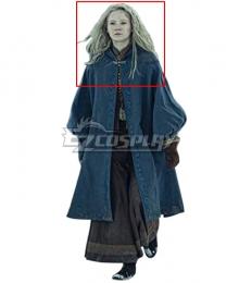 The Witcher TV 2019 Wild Hunt Ciri Cirilla Fiona Elen Golden Cosplay Wig