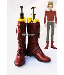 Tiger & Bunny Barnaby Brooks Jr. Cosplay Boot