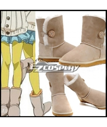Tokyo Ghoul Fueguchi Hinami Cosplay Boots
