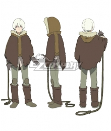 To Your Eternity Fumetsu no Anata e Fushi Cosplay Costume