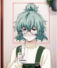 Tokyo Ghoul Eto Sen Takatsuki Green Hair Anime Cosplay Wig