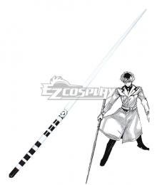 Tokyo Ghoul Ken Kaneki Sasaki Haise Sword Cosplay Weapon Prop
