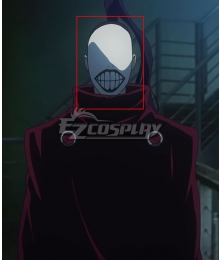 Tokyo Ghoul Tokyo Guru √A Noro Mask Cosplay Accessory Prop